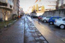 Firma care a lăsat un dezastru în urma lucrărilor pe str. Privighetorii amendată de Poliția locală