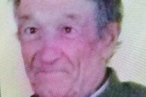 Bătrân de 77 de ani, din Bicaz, dispărut de acasă