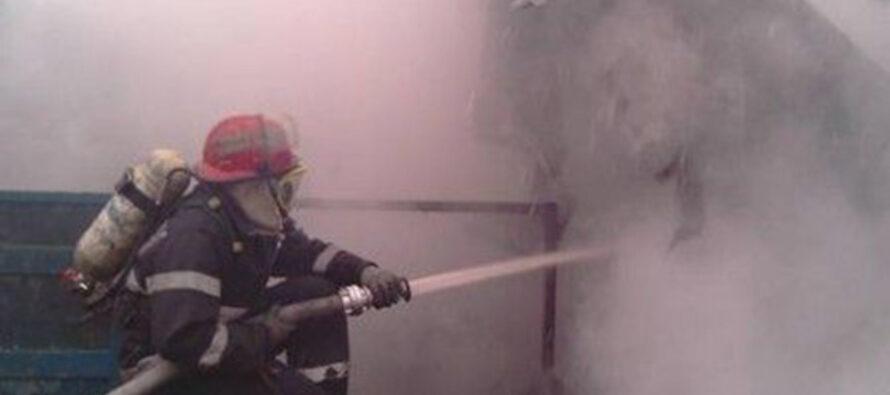 Bebeluș de 5 luni decedat într-un incendiu. Frații lui au fost salvați de mama lor.