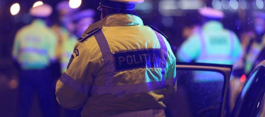 Aniversare cu 70 de persoane întreruptă de polițiști