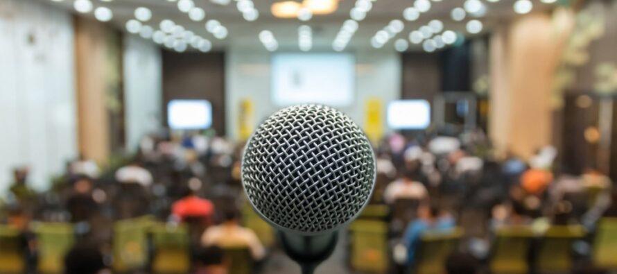 Cursuri de imagine și vorbire în public online organizate de Camera de Comerț și Industrie a României
