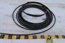 A furat 2.300 metri de cablu de telecomunicaţii din 3 localități