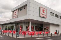 Magazinul Kaufland deschis în Piatra Neamț, lângă gară, nu are autorizațiile de funcționare