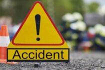 Accident rutier între două autoturisme la Răucești, două persoane au fost grav rănite