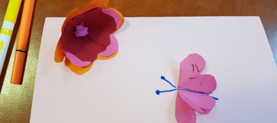 """""""Atelierele primăverii"""" – activități de creație pentru copii găzduite de Biblioteca Județeană"""