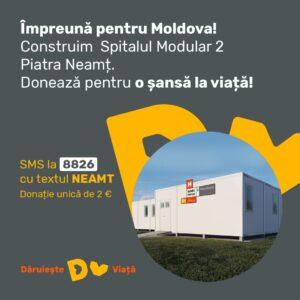 DV Spital Modular Piatra Neamt
