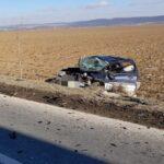accident rutier comuna Horia (1)