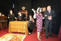 """Atelierul de teatru-lectură pentru vârsta a III-a la Biblioteca Județeană """"G. T. Kirileanu"""""""