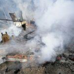 bucatarie de vara incendiu Hangu