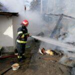 bucatarie de vara magazie incendiu