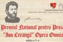 """Gala Premiului național pentru proză """"Ion Creangă"""", Opera omnia, ediția a V-a"""