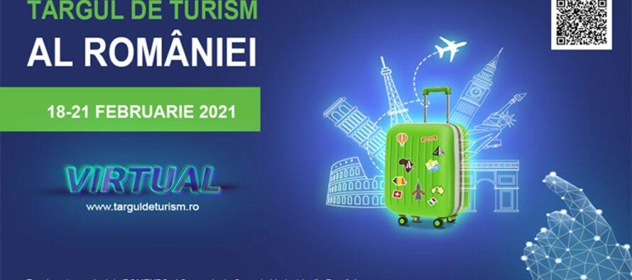 În perioada 18-21 februarie este organizat Târgul de Turism Virtual al României
