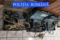 Unelte furate în valoare de 35.000 de lei depistate la domiciliul unor persoane din Piatra Neamț