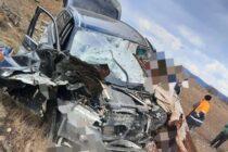 Accident rutier între un autoturism și o căruță la Girov, o persoană a decedat și alte 6 au fost rănite