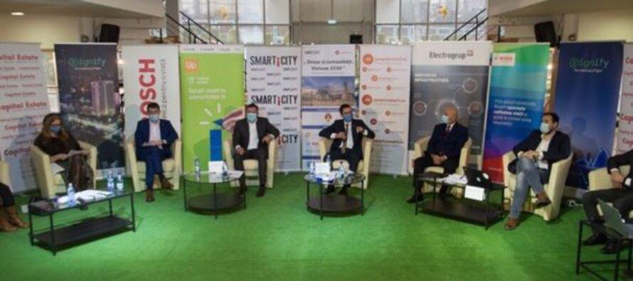 """Ambasadorul Estoniei a participat la conferința """"Orașe și comunități. Viziune 2030"""", organizată la Piatra Neamț"""