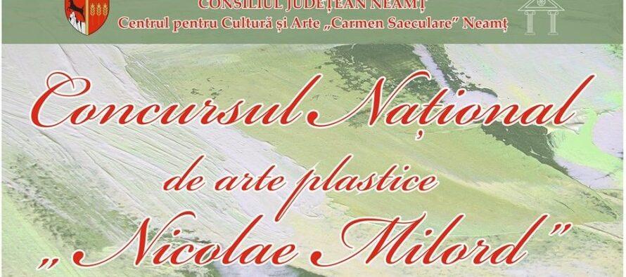 """A 5-a ediție a Concursului național de arte plastice """"Nicolae Milord"""""""