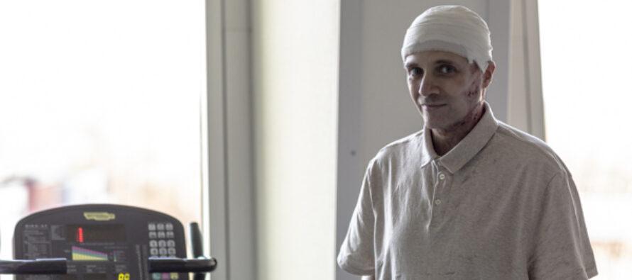 Cătălin Denciu, medicul erou din Piatra Neamț, a ajuns în faza de recuperare