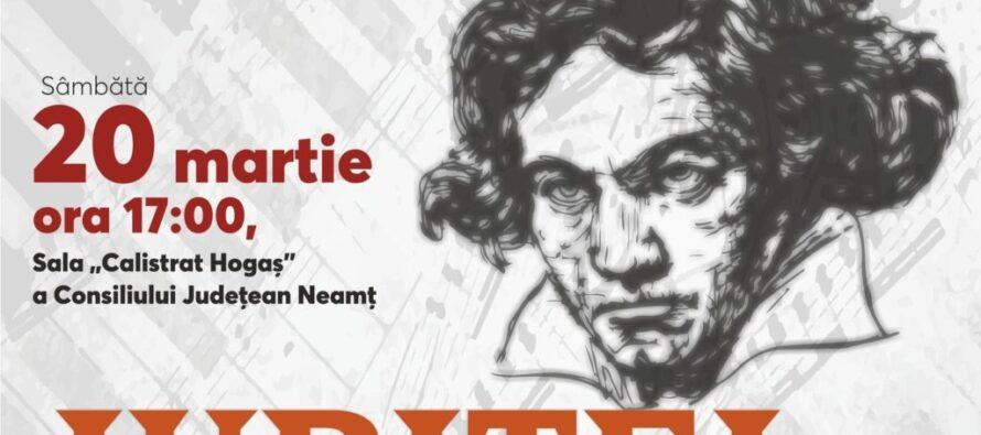 """""""Iubitei de departe"""" – mărțișor muzical oferit de Centrul Carmen Saeculare"""