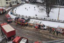 Planul ROȘU de Intervenție aplicat de pompierii nemțeni în stațiunea Durău