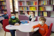 Biblioteca de vacanță pentru copii