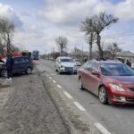 accident rutier 5 autoturisme nisiporesti