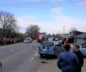 Accident rutier cu 3 victime la Timișești. 3 autoturisme au fost implicate.