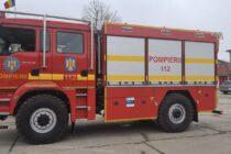 Noi achiziții la ISU Neamț: 2 autospeciale pentru stingerea incendiilor de pădure
