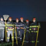 incendiu vegetatie arsa comuna Dochia (2)