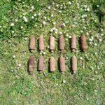munitie neexplodata padurea Arinosu
