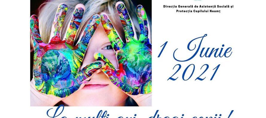 De 1 iunie, DGASPC Neamț premiază copiii cu performanțe deosebite