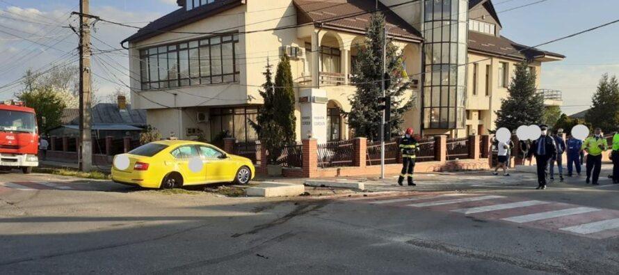 Accident rutier la Cordun, 4 persoane au fost rănite