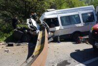 2 persoane decedate în urma accidentului de la Tarcău