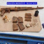 arme si munitie ascunse in piatra neamt (2)