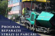 Ce străzi vor fi asfaltate în Piatra Neamț până în luna septembrie