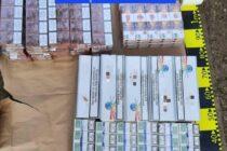 10.000 de țigări de contrabandă descoperite în urma unor percheziții în Roman