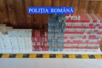 Peste 1.500 de țigarete fără timbru descoperite în urma unor percheziții în Piatra Neamț