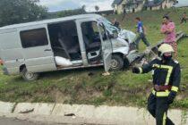 O victimă a murit, iar șoferul microbuzului implicat în accidentul de la Petricani era beat