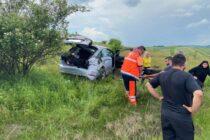Accident rutier cu 2 victime în localitatea Oglinzi