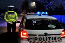 Peste 40 de șoferi surprinși sub influența alcoolului la volan într-o săptămână