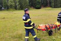 Un bătrân de 84 de ani și-a găsit sfârșitul trăsnit de fulger