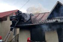 Incendiu la o anexă din Centrul de Ajutor pentru Viață din Turturești
