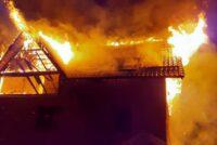 Locuință din Bodești incendiată intenționat noaptea trecută