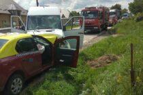 Accident rutier grav cu 5 victime la Răucești