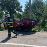 accident rutier autoturism rasturnat agapia (1)