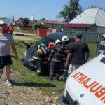 accident rutier autoturism rasturnat agapia (2)