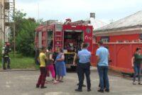 Locuință incendiată intenționat în municipiul Roman