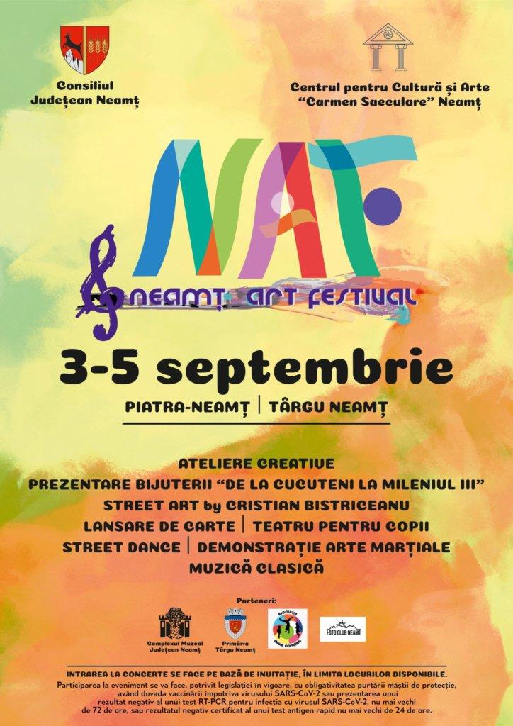 Neamt Art Festival 2021