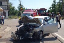 Accident rutier cu 2 victime în localitatea Brusturi