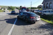 3 victime în urma unui accident în comuna Bălțătești