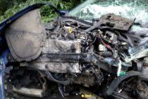 Accident rutier cu 4 victime pe DN 15D, pe raza comunei Gâdinți
